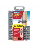 50 x Originals Plasterboard Fixings Clip Pack