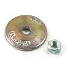 DWW082 Metal Blade Washer and Nut