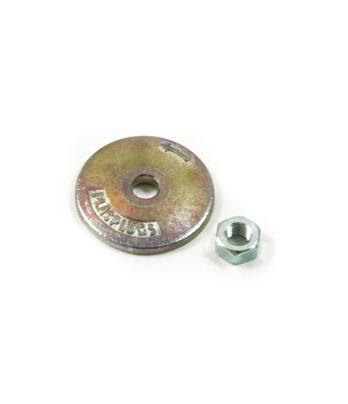 DWW100 Metal Blade Washer and Nut