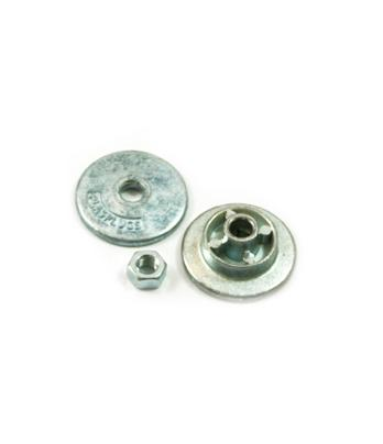 DWW110MT Metal Top Matal Blade Carrier/Blade Washer & Nut