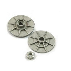DWW180 Metal Blade Carrier Blade Washer & Nut Set