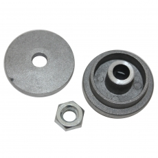 DWW200 Metal Blade Carrier Washer and Nut Set