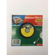 150mm Turbo Diamond Cutting Blade