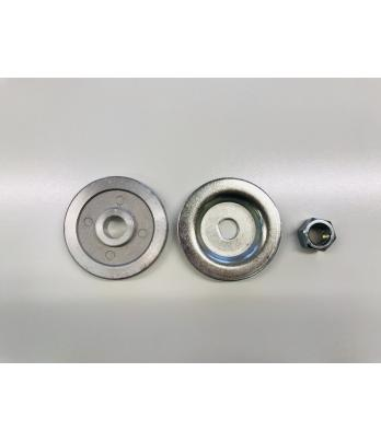 DWW550 Metal Blade Carrier Blade Washer & Nut Set