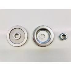 DWW750 Metal Blade Carrier Blade Washer & Nut Set