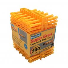 300 x Regular Duty Yellow Supergrips Trade Pack