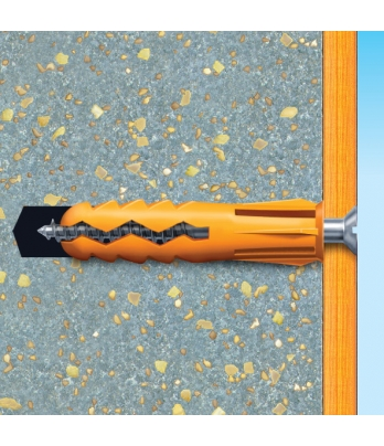 300 x Regular Duty Yellow Supergrips Trade Pack