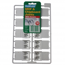 10 MDF & Chipboard Joints With Covers