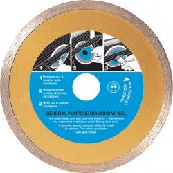 110mm General Purpose Diamond Wheel Cutting Blade